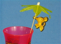 MONKEY PALM TREE SKEWERS-CASE/2500