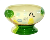 SMALL COMPOTE BOWL WHOLESALE /6