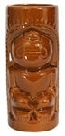 BROWN KU TIKI MUG WHOLESALE/6