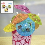 COCKTAIL PARASOLS /3600-CASE WHOLESALE