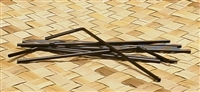"10"" BLACK FLEX STRAWS/10,000 CASE WHOLESALE"