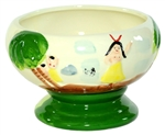 MEDIUM COMPOTE BOWL /6 WHOLESALE